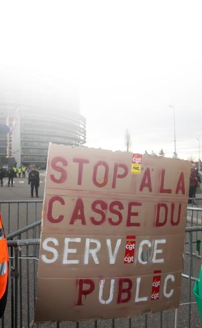 Europe et service public