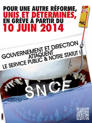 affiche manifestation juin 2014