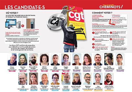 Les candidat.e.s