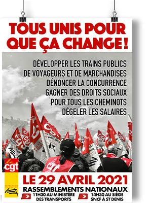Rassemblements nationaux à Paris