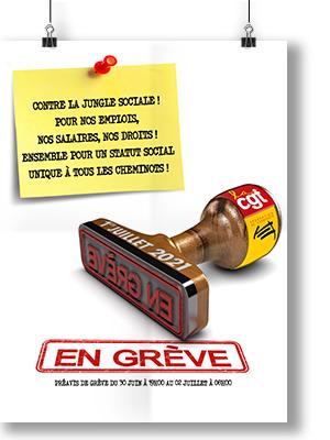 Grève du 1er juillet 2021